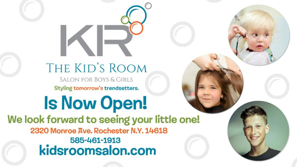 The Kid's Room Now Open