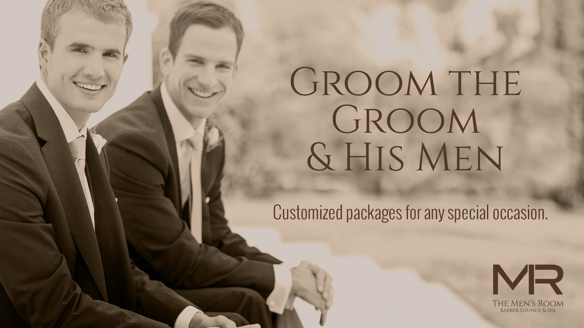 Groom Packages