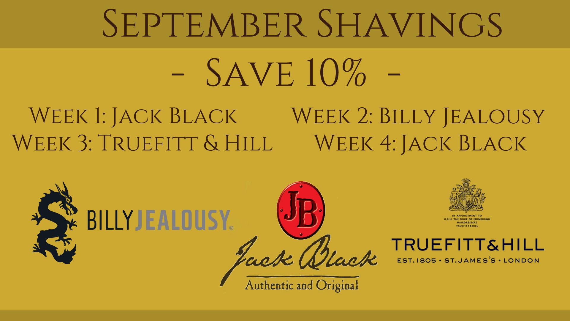September Shavings